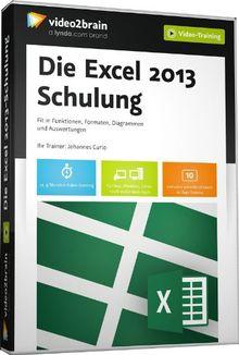 Die Excel 2013 Schulung