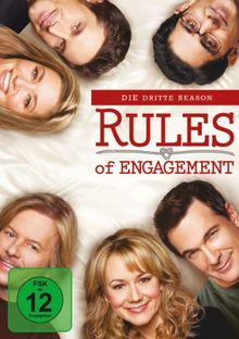 Rules of Engagement - Die dritte Season [2 DVDs]