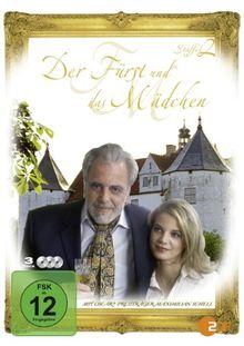 Der Fürst und das Mädchen - Staffel 2 (Jumbo Amaray - 3 DVDs)