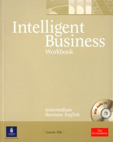 Intelligent Business Workbook With Audio CD