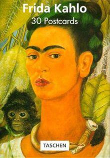 PostcardBook, Bd.1, Frida Kahlo (PostcardBooks)