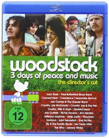 Woodstock [Blu-ray] [Director's Cut]