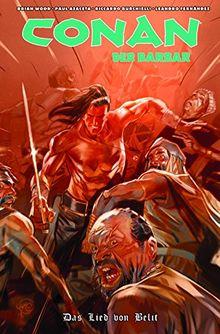 Conan der Barbar: Bd. 4: Das Lied von Belit