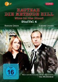 Hautnah - Die Methode Hill: Staffel 4 (4 Discs)