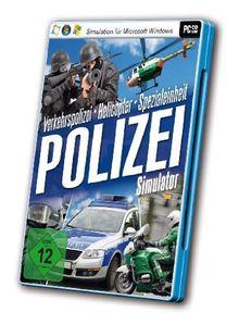 Polizei Simulator Paket - Verkehrspolizei, Helicopter, Spezialeinheit