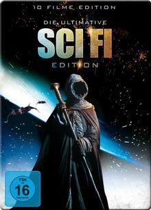 Die ultimative Sci Fi Edition [3 DVDs in einer Metallbox] (10 Filme Edition)