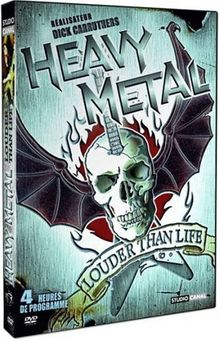Heavy Metal : Louder Than Life - Edition Collector 2 DVD [FR Import]