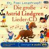 Die große Astrid Lindgren Lieder-CD . Hej, Pippi Langstrumpf