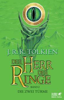 Der Herr der Ringe - Die zwei Türme Neuausgabe 2012: Neuüberarbeitung der Übersetzung von Wolfgang Krege, überarbeitet und aktualisiert