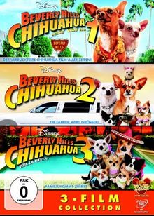 Beverly Hills Chihuahua / Beverly Hills Chihuahua 2 / Beverly Hills Chihuahua 3 [3 DVDs]