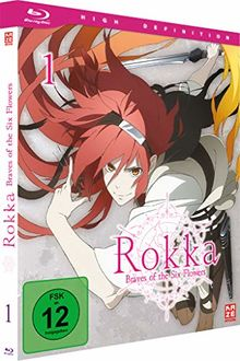 Rokka: Braves of the Six Flowers - Blu-ray 1