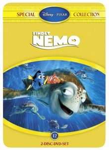 Findet Nemo (Best of Special Collection, Steelbook) [Special Edition] [2 DVDs]