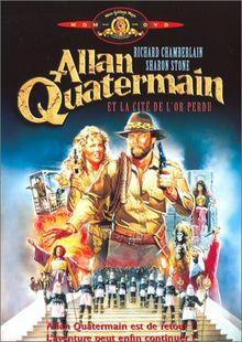 Allan Quatermain et la cité de l'or perdu [FR Import]