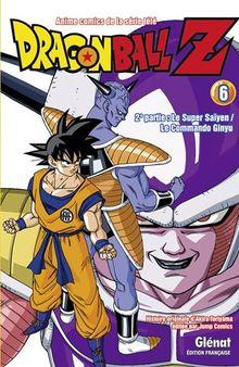 Dragon Ball Z Cycle 2, Tome 6 : Volume 2 : Le Super Saïyen ; Le Commando Ginyu
