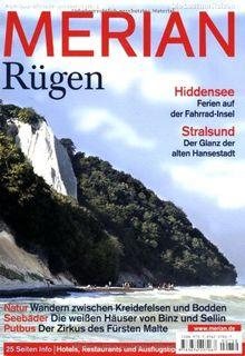 MERIAN Rügen: Natur, Seebäder und Putbus (MERIAN Hefte)