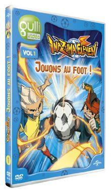 Inazuma 11, vol. 1 : jouons au foot ! [FR Import]