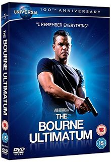 The Bourne Ultimatum [DVD] (12)