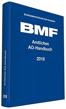 Amtliches AO-Handbuch 2018
