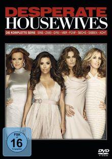 Desperate Housewives - Die komplette Serie [49 DVDs]