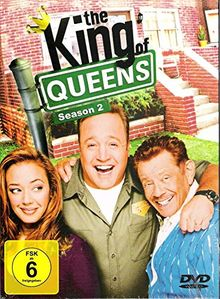 The King of Queens - Season 2 (4 DVDs)