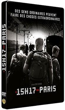 DVD - 15:17 to Paris (1 DVD)