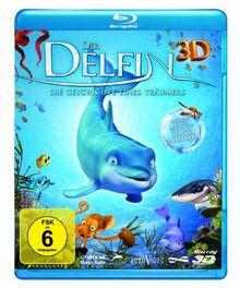 Der Delfin - Die Geschichte eines Träumers 3D [3D Blu-ray]