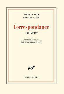 Correspondance (1941-1957)