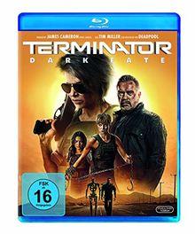 Terminator - Dark Fate [Blu-ray]