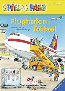 Flughafen-Rätsel (Spiel & Spaß)