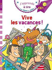 CE1/Vive les vacances !