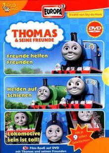 Thomas und seine Freunde - 01/3er DVD Box