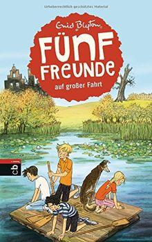Fünf Freunde auf großer Fahrt (Einzelbände, Band 10)