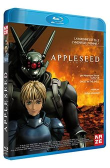 Appleseed [Blu-ray] [FR Import]