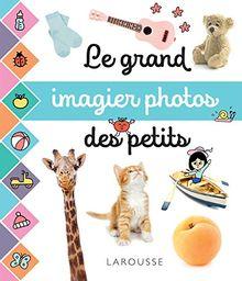Le grand imagier photos des petits - Pedagogie Montessori