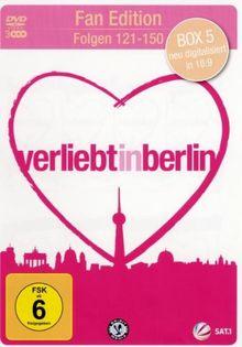 Verliebt in Berlin - Folgen 121-150 (Fan Edition, 3 Discs)