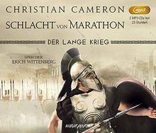 Der lange Krieg: Schlacht von Marathon (Die Perserkriege Bd. 2, Lesung auf 2 MP3-CDs)