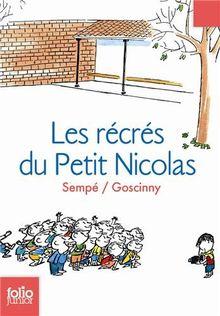 Les Recres Du Petit Nicolas (Folio Junior)