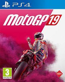 Moto GP 19 PS4-Spiel