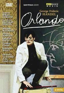 Händel, Georg Friedrich - Orlando (2 DVDs)