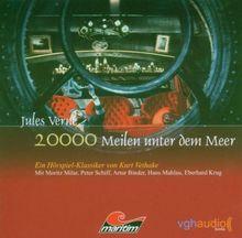 Jules Verne-20.000 Meilen Unte