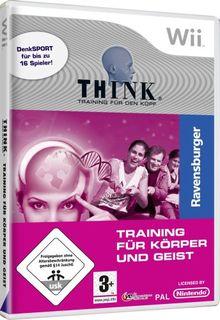 THINK® Logik Trainer - Training für Körper und Geist