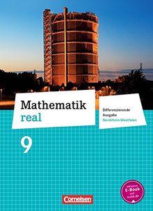Mathematik real - Differenzierende Ausgabe Nordrhein-Westfalen: 9. Schuljahr - Schülerbuch