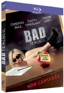 Bad teacher [Blu-ray] [FR Import]