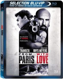 From paris with love [Blu-ray] [FR Import]