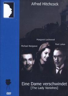 Eine Dame verschwindet - Alfred Hitchcock