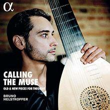 Calling the Muse - Alte und neue Werke für Theorbe