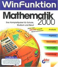 Mathematik 2000 (WinFunktion)