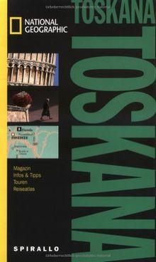 Toskana Spirallo Reiseführer: Magazin. Infos und Tipps. Touren. Reiseatlas
