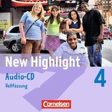 New Highlight - Allgemeine Ausgabe: Band 4: 8. Schuljahr - Lieder- und Text-CDs: Texte zum Schülerbuch