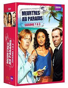 Coffret meurtres au paradis, saisons 1 à 3 [FR Import]